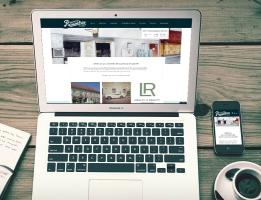 Die neue Website auf Laptop und Smartphone